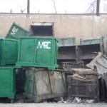 <b>Le Caire (Égypte) / 2009 / Cimetière des containers de l'entreprise AAEC</b> <br />